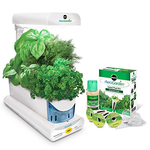 AeroGarden Sprout with Herb Seed Pod Kit