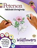 Peterson Field Guide Coloring Books: Wildflowers (Peterson Field Guide Color-In Books) (0544026977) by Tenenbaum, Frances