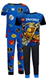 LEGO Ninjago Final Epic Battle 4 Piece Cotton Pajamas for boys