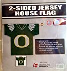 Oregon Ducks 2-sided JERSEY Outdoor Banner Flag Football University of