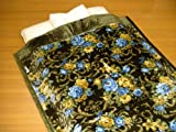 遠赤わた入り新合繊2枚合わせ衿付マイヤー毛布 【本州お届けは送料無料です】