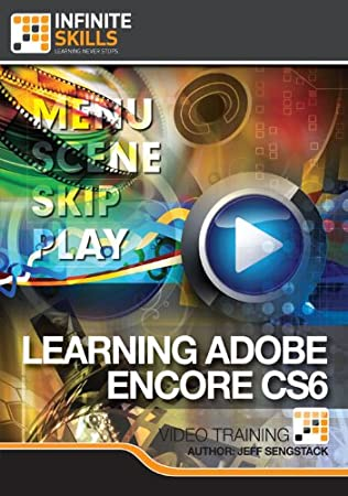 Learning Adobe Encore CS6 [Download]