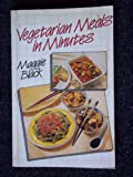 Vegetarian Meals in Minutes (0572014023) by Black, Maggie
