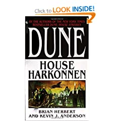 House Harkonnen (Dune: House Trilogy, Book 2) by Brian Herbert, Kevin Anderson and Stephen Youll
