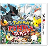 Pokemon Rumble Blast - Nintendo 3DS Standard Edition