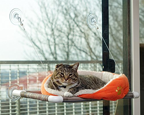 Original Kitty Cot PATENTED Giant Suction Cups