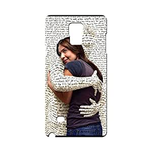 BLUEDIO Designer Printed Back case cover for Samsung Galaxy Note 4 - G6462