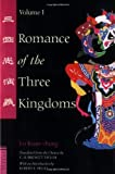 Lo Kuan-Chung Romance of the Three Kingdoms Vol 1 (Tuttle Classics of Asian Literature)