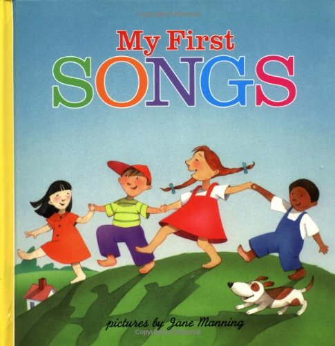 My First Songs (Harper Growing Tree) front-483916