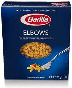 Barilla Elbow Pasta, 32 Oz