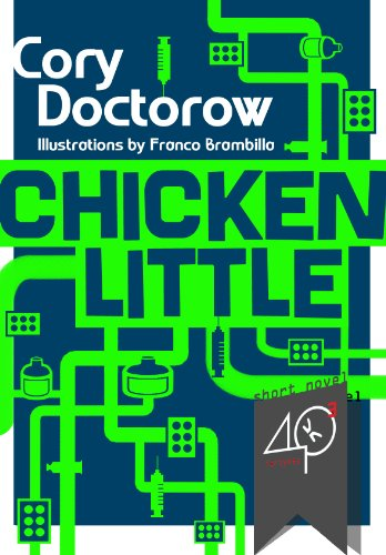 Amazon.com: Chicken Little (A science fiction novella) eBook: Cory Doctorow, Franco Brambilla: Books
