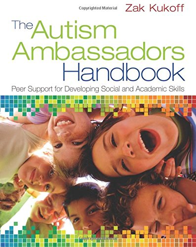 The Autism Ambassadors Handbook: Peer Support For Learning, Growth, And Success front-1056142