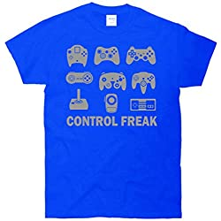 Control Freak Gamer Controllers T-Shirt