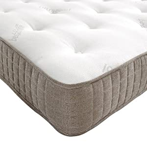 3FT SINGLE MEMORY FOAM OPEN COIL MATTRESS ULTRA COOL FABRIC EXCLUSIVE TO BEDZONLINE       review and more information