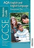 AQA GCSE English and English Language Foundation Revision Guide (1408506920) by Pilgrim, Imelda