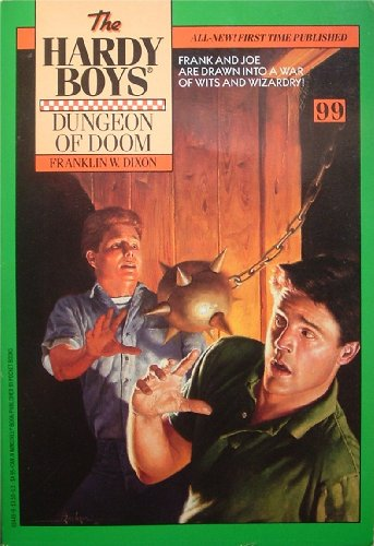 Dungeon of Doom (Hardy Boys, #99)