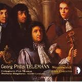 Georg Philipp Telemann: Wassermusik / Flötenkonzerte / Sinfonia