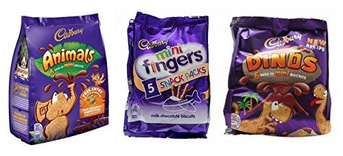 cadbury-mini-chocolate-snack-selection-pack-animals-dinos-dinosaur-mini-fingers-17-small-bags-for-ki