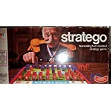 Stratego Board Game Vintage 1975 Strategy Game