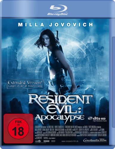 Resident Evil: Apocalypse [Blu-ray] hier kaufen