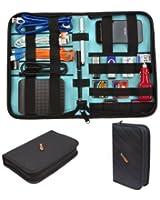 ButterFox Universal Electronics Accessories Travel Organizer / Hard Drive Case / Cable organiser - Medium