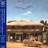 ANDY ROBERTS AND THE GREAT STAMPEDE(紙ジャケット仕様)