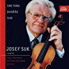 Smetana, Dvo?�k & Suk: Works for Violin and Piano