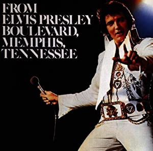 From Elvis Presley Boulevard, Memphis, Tennessee