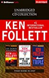 img - for Ken Follett Unabridged CD Collection: Lie Down with Lions, Eye of the Needle, Triple book / textbook / text book
