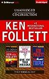 Ken Follett Ken Follett CD Collection: Lie Down with Lions/Eye of the Needle/Triple