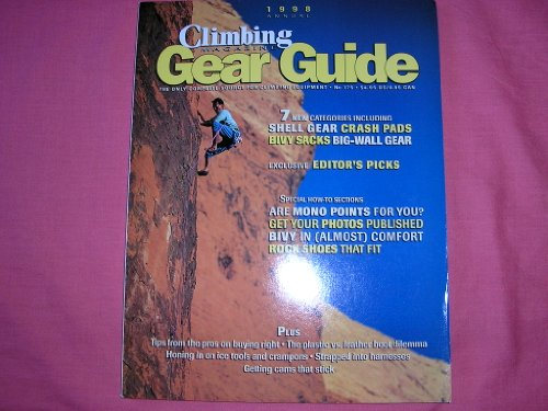 Climbing Magazine Gear Guide(No175)