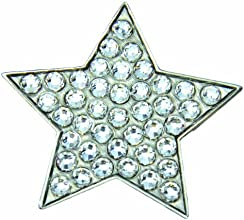 Navika Star Swarovski Crystal Ball Marker with Hat Clip