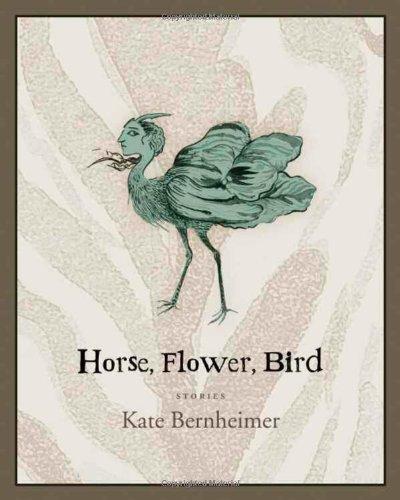 Horse, Flower, Bird