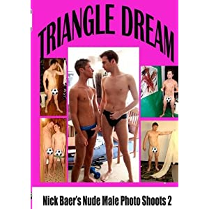 Download Nick Baers Nude Male Photo Shoots 2