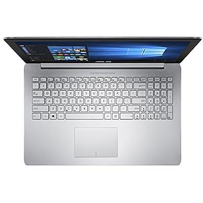 Asus UX501VW-FI119T 15.6-inch Laptop (Core i7-6700HQ/8GB/512GB/Windows 10/4GB Graphics), Dark Grey