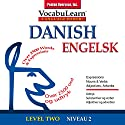 VocabuLearn: Danish, Level 2  by Penton Overseas, Inc. Narrated by uncredited