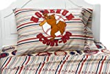 Scooby Doo Baseball Twin Sheet Set