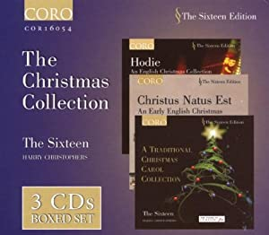 The Christmas Collection (The Sixteen, Harry Christophers) (Coro)