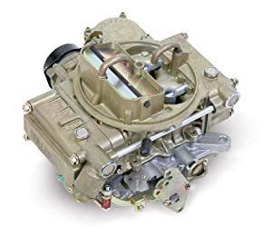 Holley 0-80364 450 CFM Marine Four Barrel Vacuum Secondary Electric Choke Carburetor