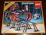 Lego Space Police Lock-Up Isolation Base 6955