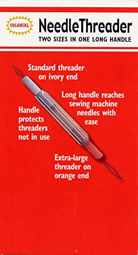 CottageCutz 2-in-1 Needle Threader (Threaded Sewing Needles compare prices)