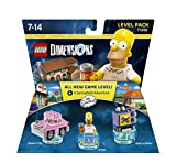 Video Games - LEGO Dimensions - Level Pack - Simpsons