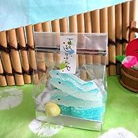 【 鮎 ゼリー 】 夏 季節 の 和菓子 半 生菓子 期間限定 京都 お菓子 スイーツ おやつ  ギフト プチギフト