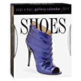 Shoes Page-A-Day Gallery Calendar 2011by Workman Publishing