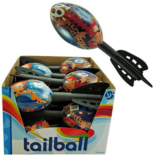 Disney Jake and the Neverland Pirates Tail Football