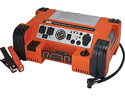 Black Decker PPRH5B Professional Power Station