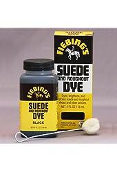 4 Oz. Suede Dye Burgundy By Fiebing
