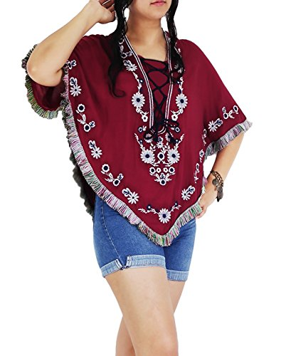 authenticasia-embroidery-floral-designs-poncho-size-6-8-pch-04-red