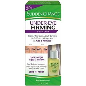 Sudden Change Under-eye Firming Serum 0.23 Oz by CCA Industries, Inc. [Beauty]