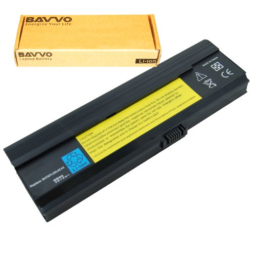 Bavvo 9-room Laptop Battery for Acer Aspire 5051 5572 3050 3200 5050 5570